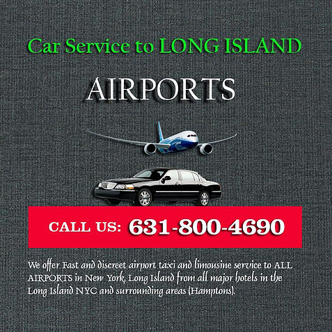 airport car and limo service